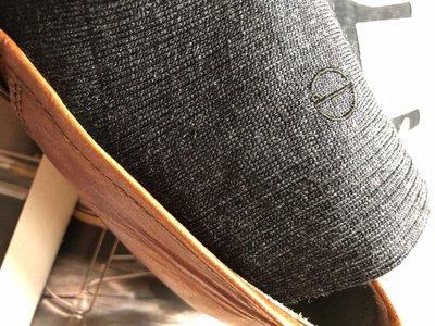 日本製Dunhill 登喜路深灰正裝男性紳士襪