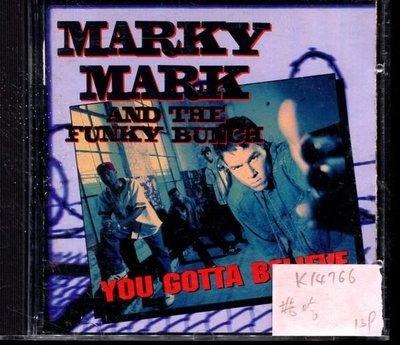 *真音樂* MARKY MARK / AND THE FUNKY BUNCH 二手 K14766