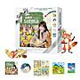 《未來兒童》一年 12 期 X 《侯佩岑為愛朗讀:繪本故事書+佩岑朗讀CD+拼圖+著色本+黏土》(限量禮物書盒)