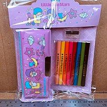 Sanrio Little Twin Stars 木顏色筆 套裝 086070