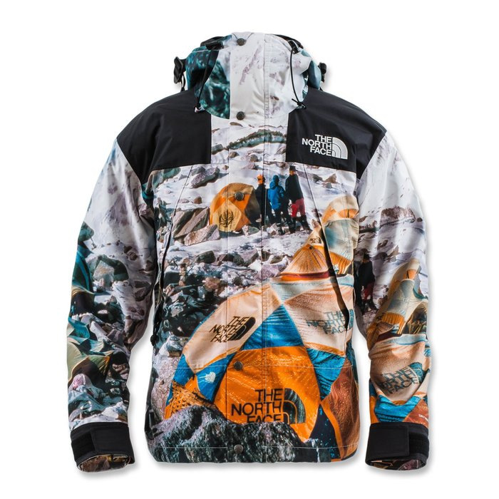 【IMPRESSION】INVINCIBLE x THE NORTH FACE MOUNTAIN JACKET 現貨