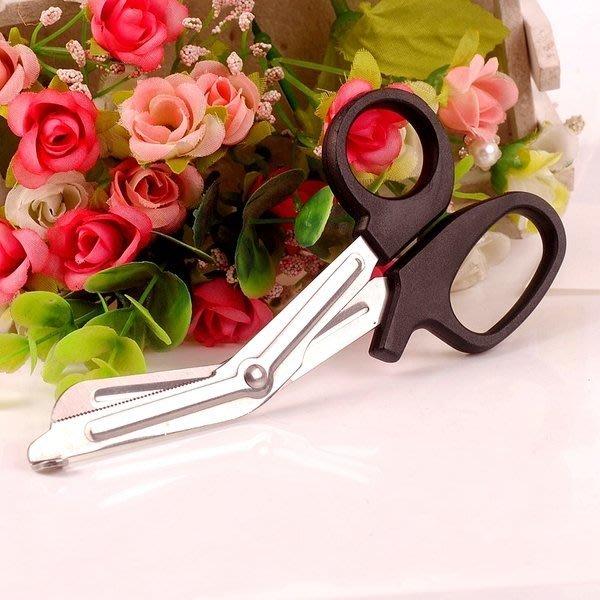 不鏽鋼製(15cm )急救剪刀,繃帶剪刀