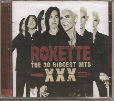 歐版2CD《羅克賽》30周年紀念 /ROXETTE 30 Biggest Hits全新未拆