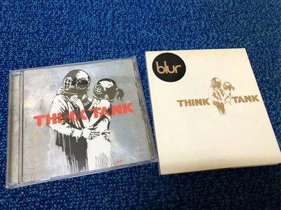 blur Think Tank 二手CD