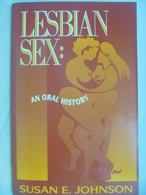 【月界二手書店】Lesbian Sex : An Oral History_Susan 〖兩性關係〗AFH