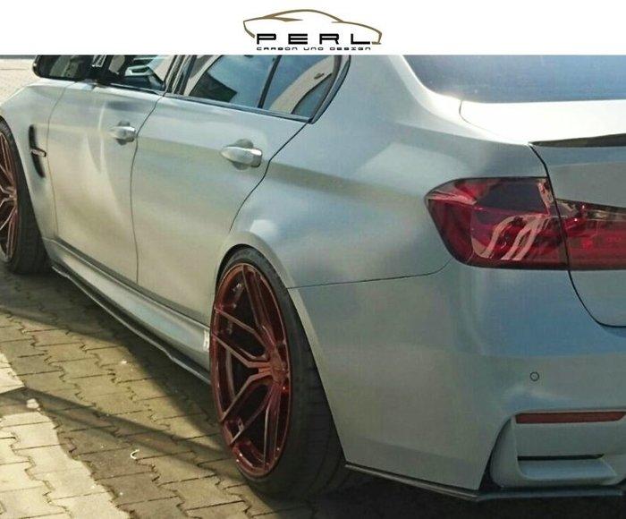 【樂駒】Perl Carbon Design BMW F80 M3 側裙 車側 飾板 碳纖維 輕量化 外觀 套件