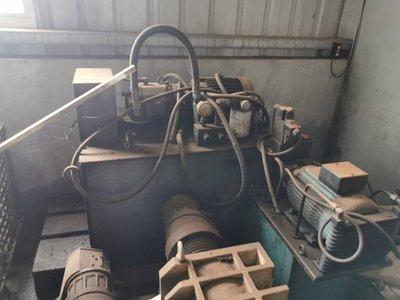 多款中古油壓箱~CNC車床加工中心機鑽孔攻牙機油水分離機油霧回收機夾頭虎鉗四軸五軸車銑複合機二手中古機工具機零組件