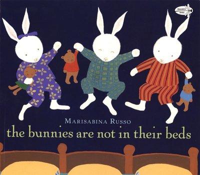*小貝比的家*THE BUNNIES ARE NOT IN THEIR BEDS/平裝/3~6歲/床邊故事 Bedtim