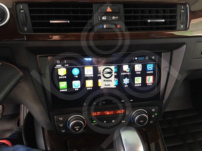 BMW 寶馬 318D -10吋安卓專用機.Android.觸控螢幕.usb.導航.網路電視.公司貨保固一年