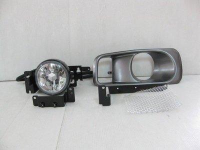 ※Tokyo東京車燈部品※本田HONDA K8 99~00 小改款 霧燈含霧燈蓋一邊950