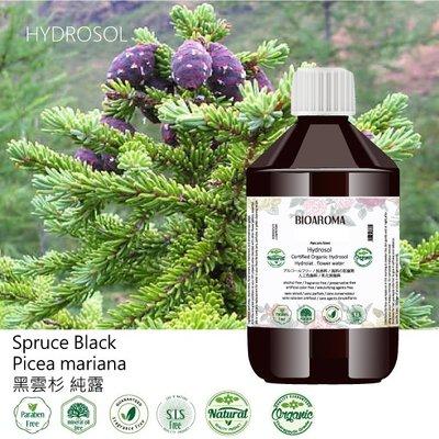 【純露工坊】黑雲杉有機花水純露Spruce Black-Picea mariana 500ml