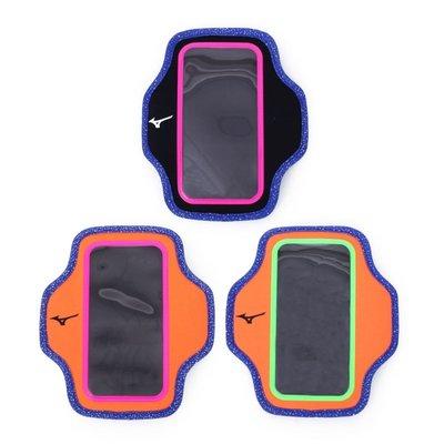 MIZUNO 手臂包(慢跑 路跑 手機包 5.5吋螢幕適用 美津濃【05481219】≡排汗專家≡