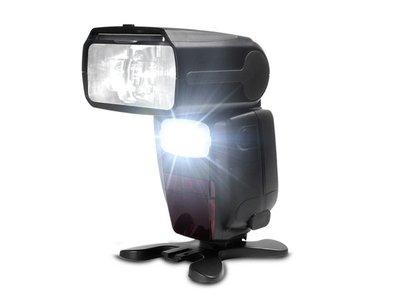 品色 Pixel X900 iTTL閃光燈 鋰電池供電 LED 對焦燈 2.4G無線遙控,X900C For Canon