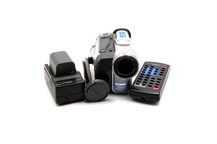 【台中青蘋果】Canon Elura 60 二手 14倍光學變焦 數位攝影機 #27750