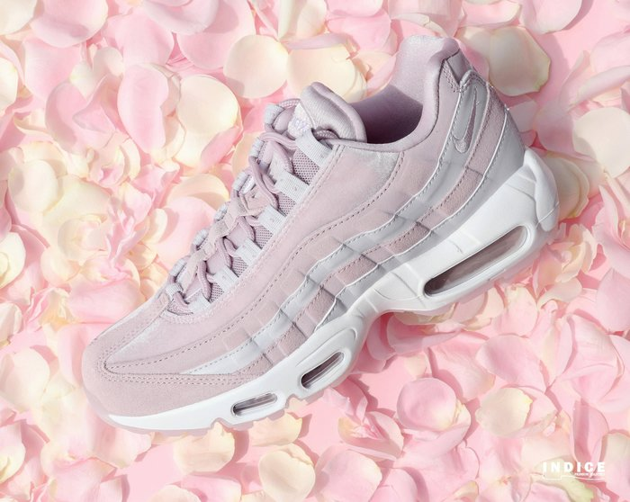 INDiCE ↗ Nike Wmns Air Max 95 LX AA1103 600 女性運動休閒鞋 玫瑰粉