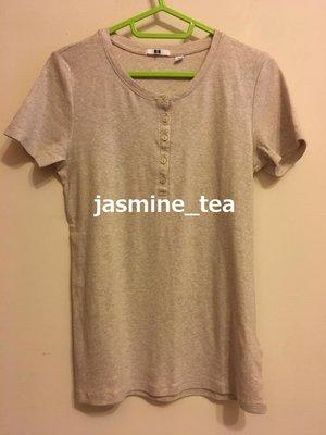 特價商品・I-651/USED<日本UNIQLO 短袖棉T>L