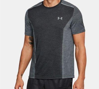Look 鹿客 男士UA Seamless T恤1289596-012