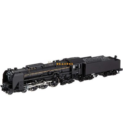 【PLAINNI】 N規 KATO 2017-6 C62 常磐形 蒸汽車頭 (全新盒裝) 寢台特急 ゆうづる 牽引機 蒸氣火車 火車頭 蒸氣機關車 鐵道模型
