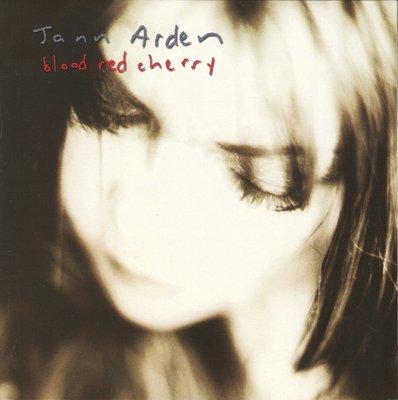 珍亞頓 JANN ARDEN - BLOOD RED CHERRY CD