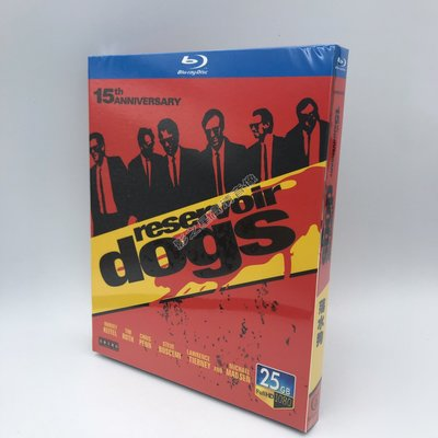 落水狗 Reservoir Dogs 藍光BD 高清電影 經典收藏版 碟片@XI31227