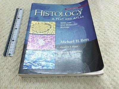 獵戶座/教育原文【Histology: A Text and Atlas】0683302426 56b2 2y N1區