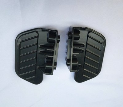 小牛U1/U+/US/UM后腳踏一體腳蹬鋁合金腳踏腳踩腳踏板改裝配件