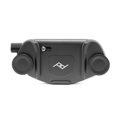 【新鎂】PEAK DESIGN 美國 Capture V3 相機快夾系統 不含快拆板 (時尚銀) (典雅黑)