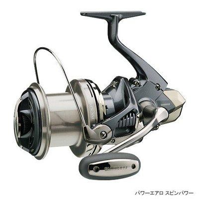 【NINA釣具】SHIMANO POWER AERO SPIN POWER系列遠投捲線器