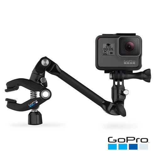 【GOLAB】GoPro 多功能可調式固定夾 台灣公司貨
