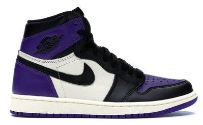 Jordan 1 Retro High Court Purple US10 現貨