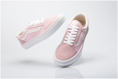 CHIEF' VANS 日版 OLD SKOOL 粉紅色 麂皮 輕量化 LITE 舒適 輕盈 無感 sz4.5~11