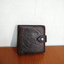 vintage 義大利製 Vivienne Westwood 真皮 古著 皮夾 零錢包 短夾