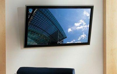多 萬用液晶電視壁掛架 .超薄型萬用壁掛32~47吋超薄型可傾斜式液晶電視壁掛架 12度