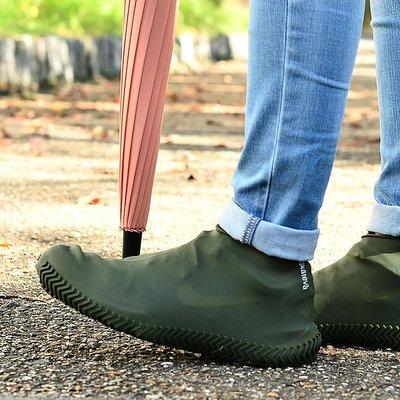 =M.N.S=⭐️少量現貨⭐️日本熱銷 正版Kateva 輕量矽膠防水鞋套 L 現貨