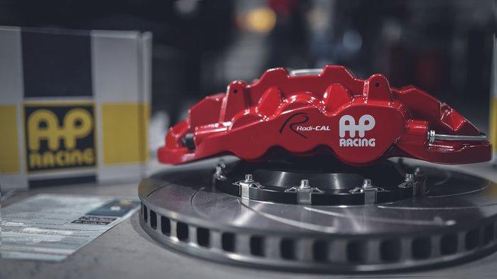 德朋國際 / AP RACING Skoda SuperB專用 AP CP-8521 六活塞卡鉗組