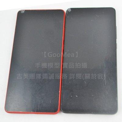 GooMea 原裝黑屏小米 9T 紅米 K20 6.39吋展示Dummy模型樣品包膜1:1道具上繳假機交差拍片摔機拍戲假