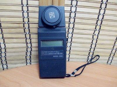康榮科技二手儀器領導廠商Kyoritsu 5201 Digital Illumination Meter 照度計