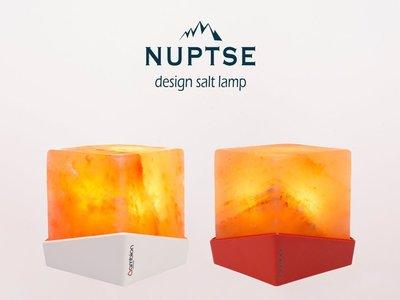 【ambion 舊版出清】塩光 NUPTSE♥超級簡約♥LED喜馬拉雅玫瑰鹽鹽燈-現貨