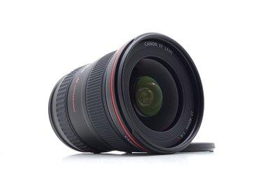 【台中青蘋果】Canon EF 17-40mm f4 L USM UA鏡 二手 鏡頭 #38249