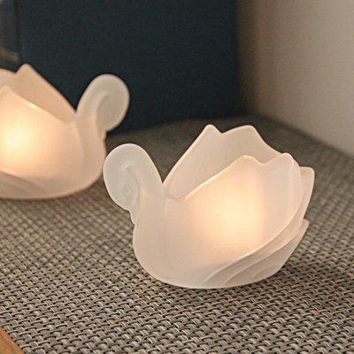 熱銷#創意北歐風格輕奢蠟燭臺餐桌浪漫婚慶燭光晚餐道具歐式裝飾品擺件#燭臺#裝飾