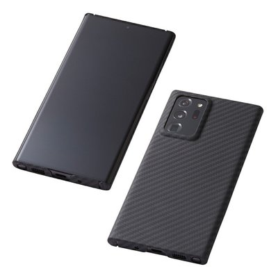 Dëff + Samsung Galaxy Note 20 Ultra 5G* DURO系列手機殼 @防彈背心的纖維材質