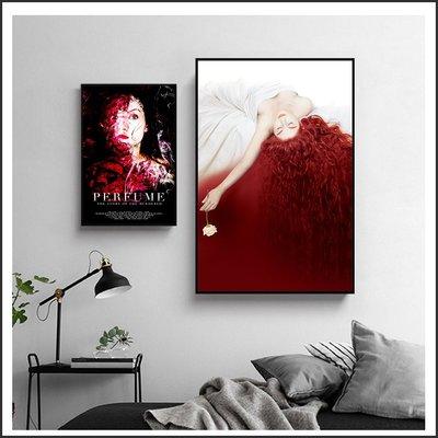 日本製畫布 電影海報 香水 Perfume 掛畫 無框畫 @Movie PoP 賣場多款海報~