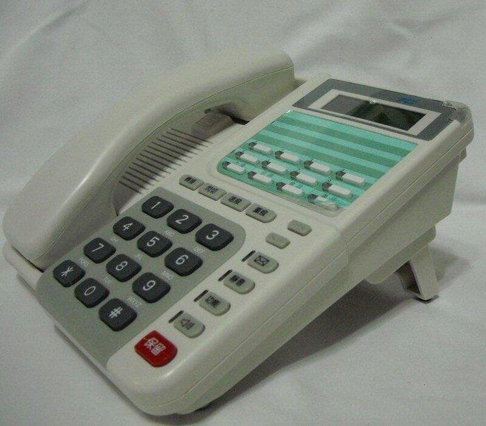 數位通訊~2台 眾通 FCI DKT-500LD 螢幕 話機 DK816 DK80 DK100 電話 總機 系統