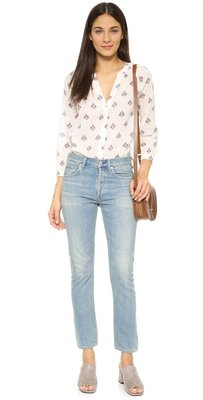Citizens of Humanity  Corey Slouchy Slim Jeans 24