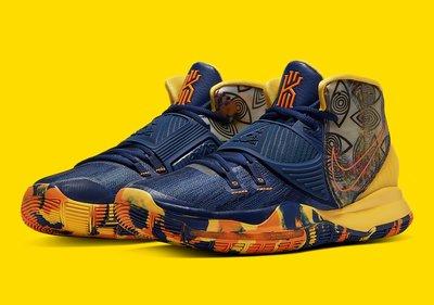 Nike Kyrie 6 Preheat Collection Taipei藍黃CQ7634-401臺北台北城市限定厄文