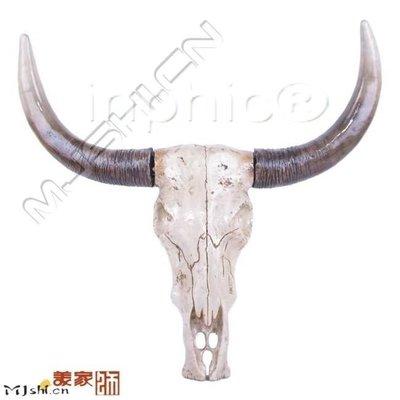 INPHIC-歐式客廳裝飾擺飾傢俱小動物裝飾羊頭壁掛