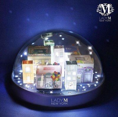 LadyM Mooncake 月餅 禮券 - Lady M Moonlight Crystal Dome 星空水晶球月餅禮盒