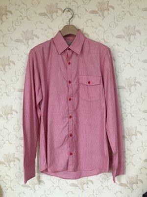 澳洲品牌Modern Amusement 粉紅襯衫 尺寸S