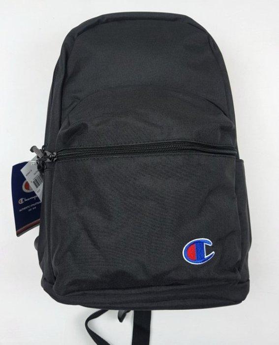 新款特價1180元~☆ 瘋加州 ☆ Champion 黑色 後背包(小) CH1038 9530