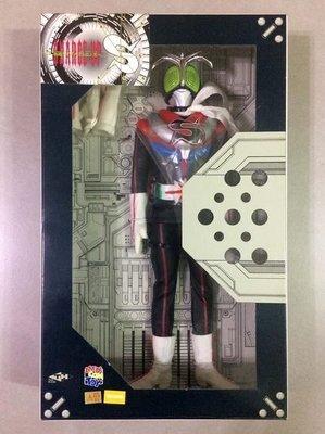 "全新 MEDICOM RAH 12"" 限定版 MASKED RIDER STRONGER 假面騎士強人 電氣人"